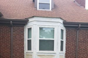 exterior painting on house